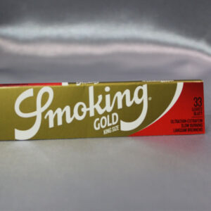 immagine di cartine smoking oro