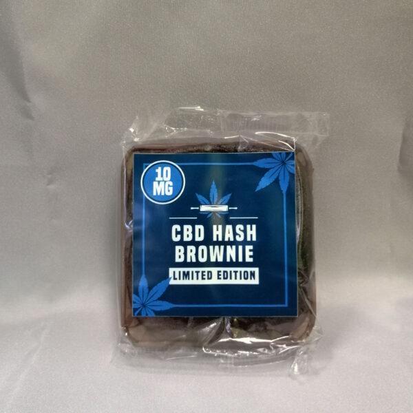brownie cbd al cioccolato