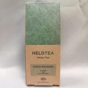 Tè CBD coco passion rilassante