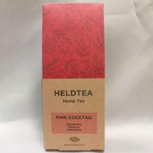Tè cbd pink cocktail rilassante